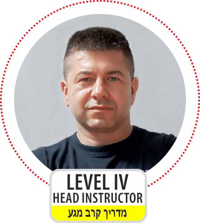Suchy - instruktor Krav Maga Pomorze